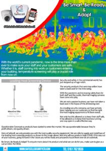 Thermal Imaging Cameras Installer UK